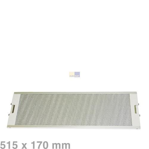 Bestellen sie ihre miele fettfilter eckig metall fur for Miele dunstabzugshaube filter