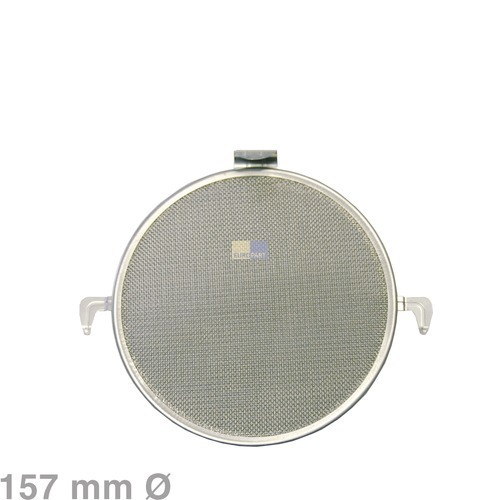 miele fettfilter rund metall f r ofen 10007466. Black Bedroom Furniture Sets. Home Design Ideas