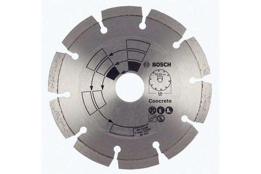 bosch diamanttrennscheibe zement granit top 230 mm 2609256415. Black Bedroom Furniture Sets. Home Design Ideas