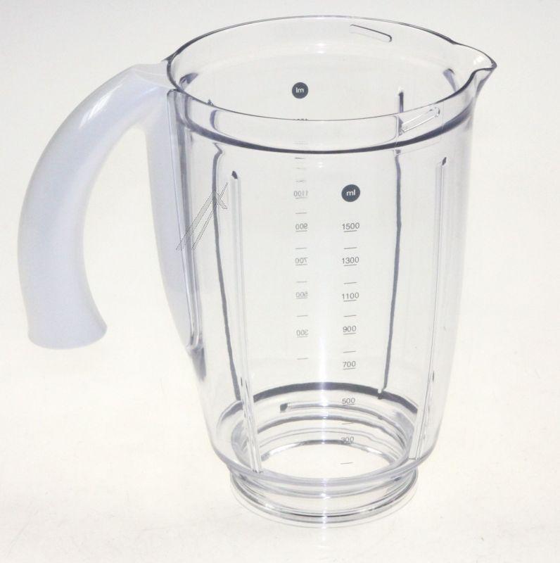 Schnellkochtopf 1 5 Liter : kenwood mischbecher mischbecher 1 5 liter f r k chenmaschine kw662509 ~ Watch28wear.com Haus und Dekorationen