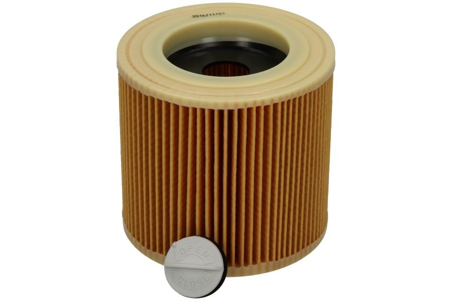 kärcher patronenfilter nass und trockensauger 64145520  ~ Kühlschrank Nass