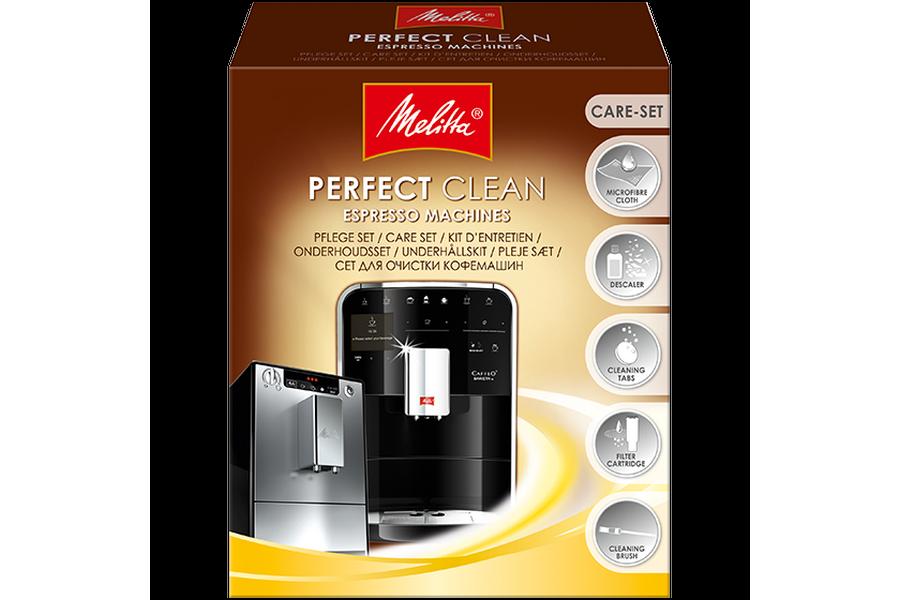 melitta reinigungsset perfect clean care f r kaffeemaschine 6747190. Black Bedroom Furniture Sets. Home Design Ideas