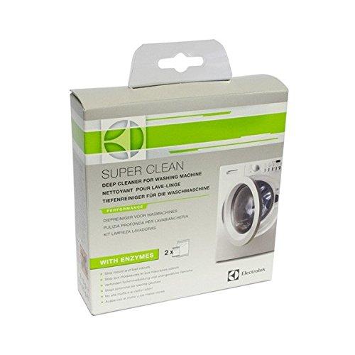 bestellen sie ihre waschmaschinen reiniger supercleankit tiefenreiniger f r 2 behandlungen. Black Bedroom Furniture Sets. Home Design Ideas