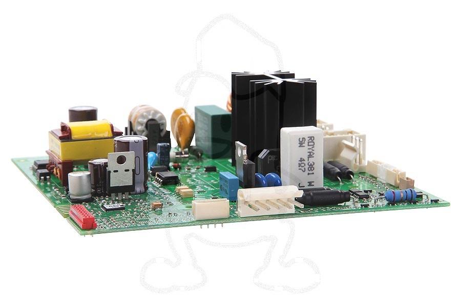 platine elektronisches modul cpu sw p0057 xsmall v4 230v. Black Bedroom Furniture Sets. Home Design Ideas