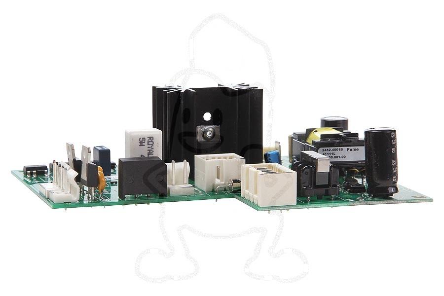 platine elektronisches modul p0049 p0053 230v. Black Bedroom Furniture Sets. Home Design Ideas