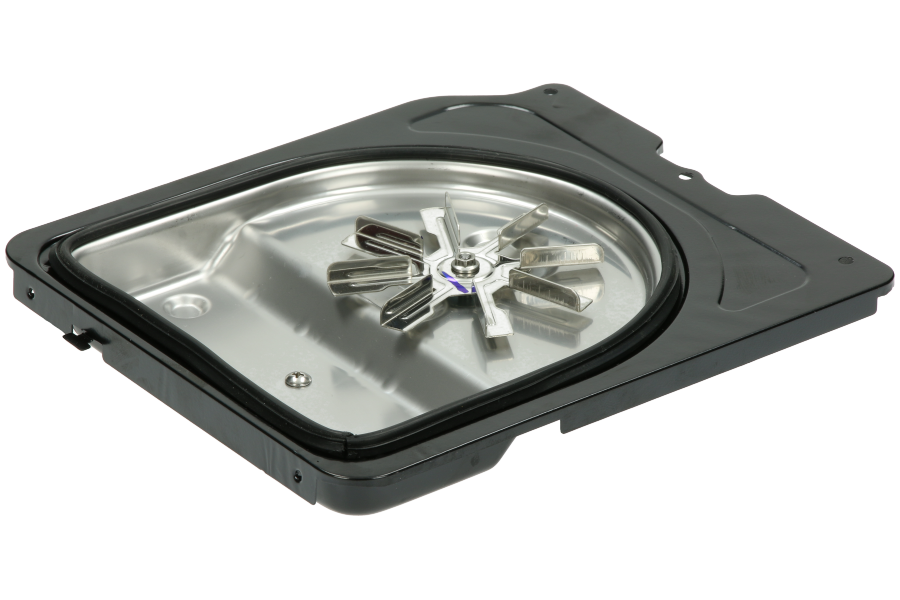 samsung motor komplett inkl ventilator f r mikrowelle de9300002f. Black Bedroom Furniture Sets. Home Design Ideas