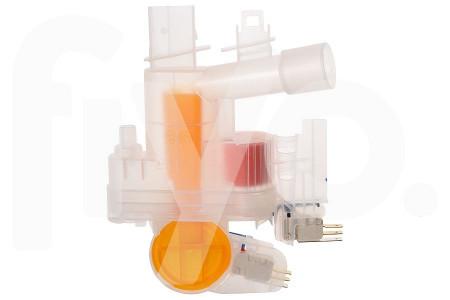 Wasserstandsreglergehäuse kpl. (mit Wasserstandsregler, mit 2 Mikro-/Niveauschaltern) für Geschirrspüler 482936, 00482936