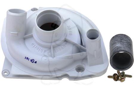Pumpengehäuse, kpl. für Umwälzpumpe für Geschirrspüler 084470, 00084470