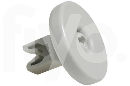 Rad des Unterkorbs (unterer) mit Befestigungsklemme Kunststoff ⌀ 40mm x 30mm Geschirrspüler 50286964007