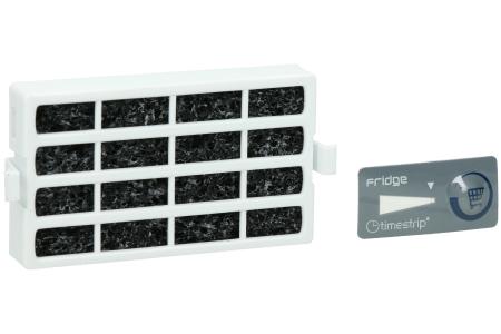 WPRO Hygienefilter / Luftfilter HYG001 (mit Time-Strip) für Kühlschrank HYGPMIC 481248048173