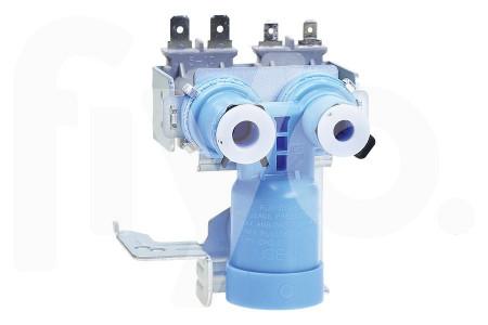 Samsung doppelt Einlassventil für Eismaschine und Wasserhahn blau RIV-12A-40 Kühlschrank DA6200914A