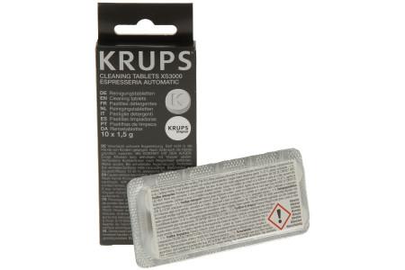 Krups Reinigungstabletten für Kaffeemaschine XS3000