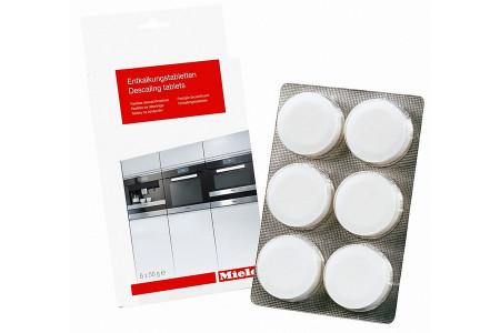 Miele Entkalker Tabs für Geräte 6x50g für Kaffeemaschine und Ofen 5626050