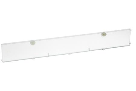 Glas (Schutzkappe -43,4x6cm) für Dunstabzugshaube 481244068019