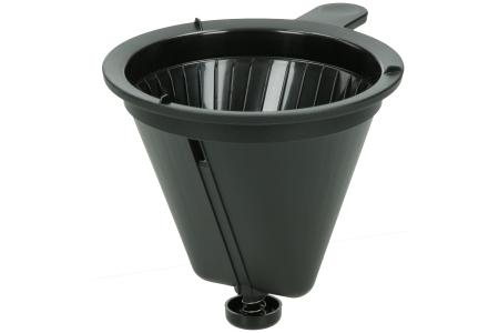 Philips Filterbehälter (schwarz, mit feder) für Kaffeemaschine 422225953031