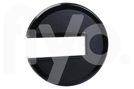 Moccamaster (DE) Filterhalterdeckel schwarz kaffeemaschine 13114