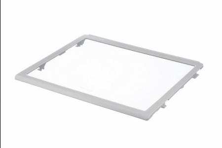 Bosch Kühlschrank Glasplatte : Glasplatte mm umspritzt fiyo