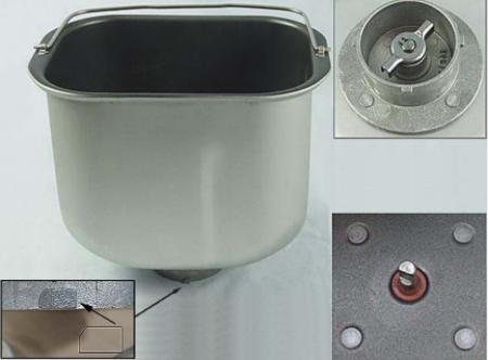 Brot Backform für Brotbackautomat KW714130