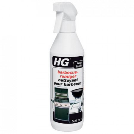 HG Reiniger für Ofen, Grill und Barbecue für Grill 138050100