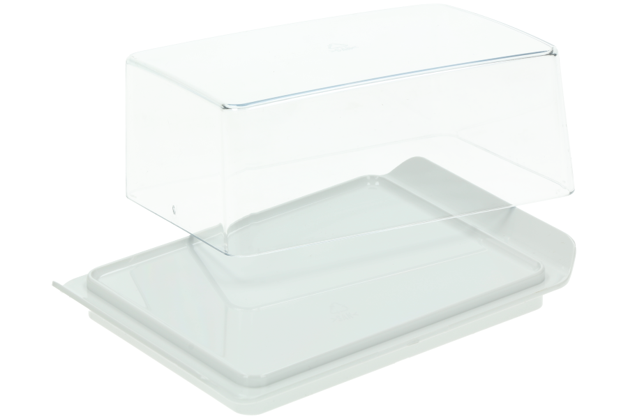 Kühlschrank Butterdose : Butterdose transparent kühlschrank  fiyo