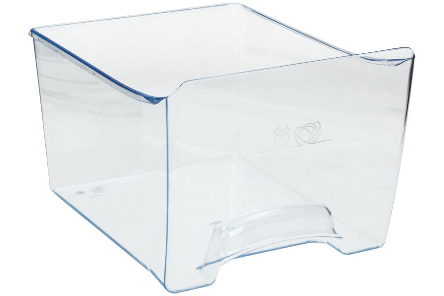 schublade 235x195x305mm gem seschale k hlschrank. Black Bedroom Furniture Sets. Home Design Ideas