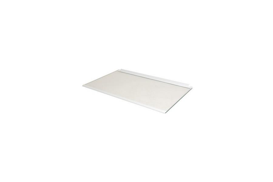 Kühlschrank Zubehör Leiste : Glasplatte mit leisten für kühlschrank fiyo
