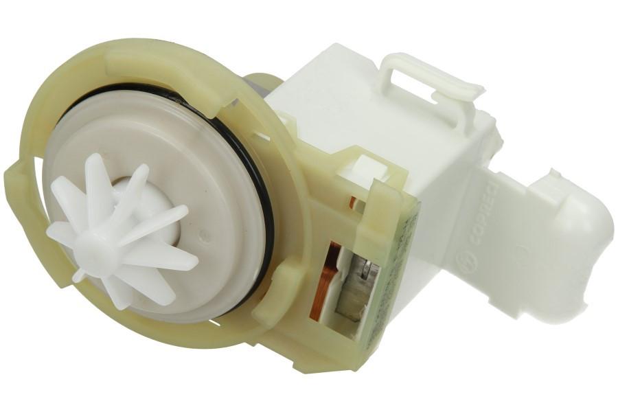 Ablaufpumpe Solo (Magnettechnikpumpe, 30 Watt, rechtslauf) für Geschirrspüler 165261, 00165261
