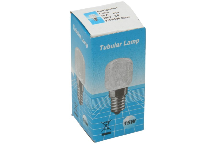 Kühlschrank Lampe 15w : Lampe 15 w. e14 für kühlschrank 33fr598 fiyo.de