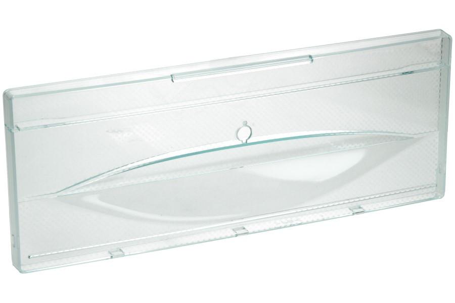 schubladenabdeckung vorne 390x152mm f r gefrierschrank und k hlschrank 7402461. Black Bedroom Furniture Sets. Home Design Ideas