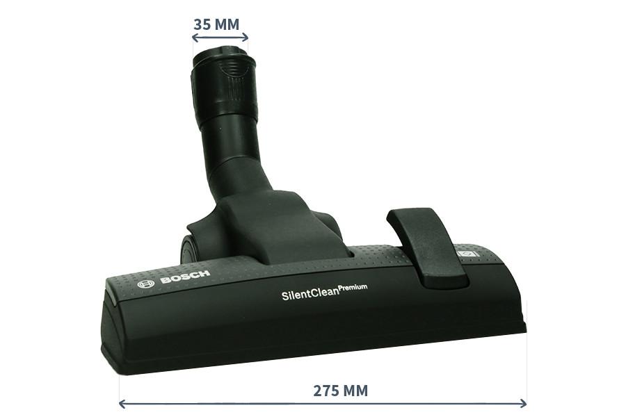 Kombidüse Staubsauger SilentClean Premium für u.a. Bosch