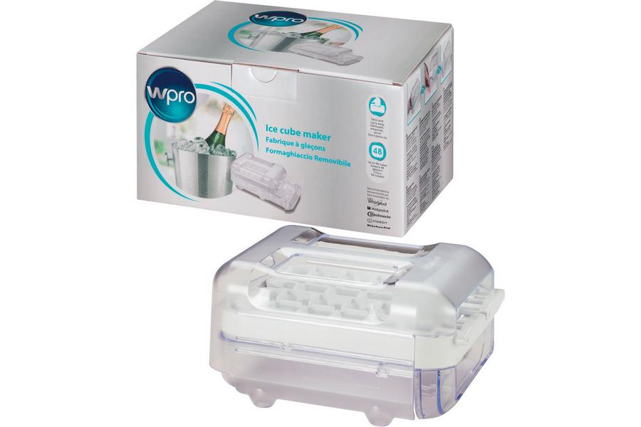 Eismaschine (ICE MATE, ausnehmbarer Ice Twister) für Kühlschrank ...