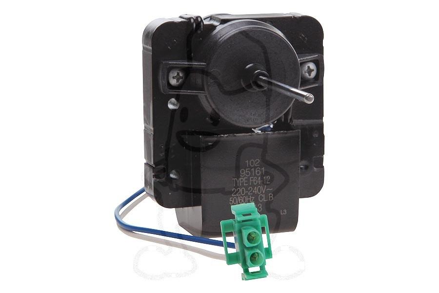 Kühlschrank Ventilator : Ventilator mit flügel mit 3 mm achse für kühlschrank 6118102 fiyo.de