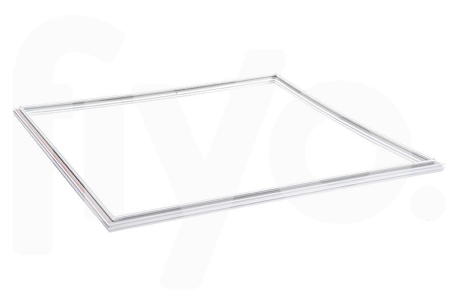 Kühlschrank Dichtung Universal : Dichtung mm weiß für kühlschrank  fiyo