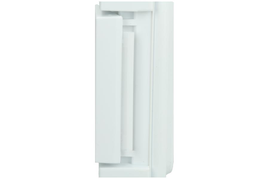 Kühlschrank Ignis Gefrierfachtür : Gefrierfachtür mit griff bedruckt für kühlschrank 481244058326
