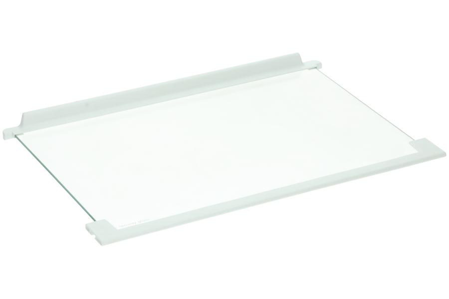 Kühlschrank Zubehör Leiste : Glasplatte mm komplett mit halteleiste vorne und hinten