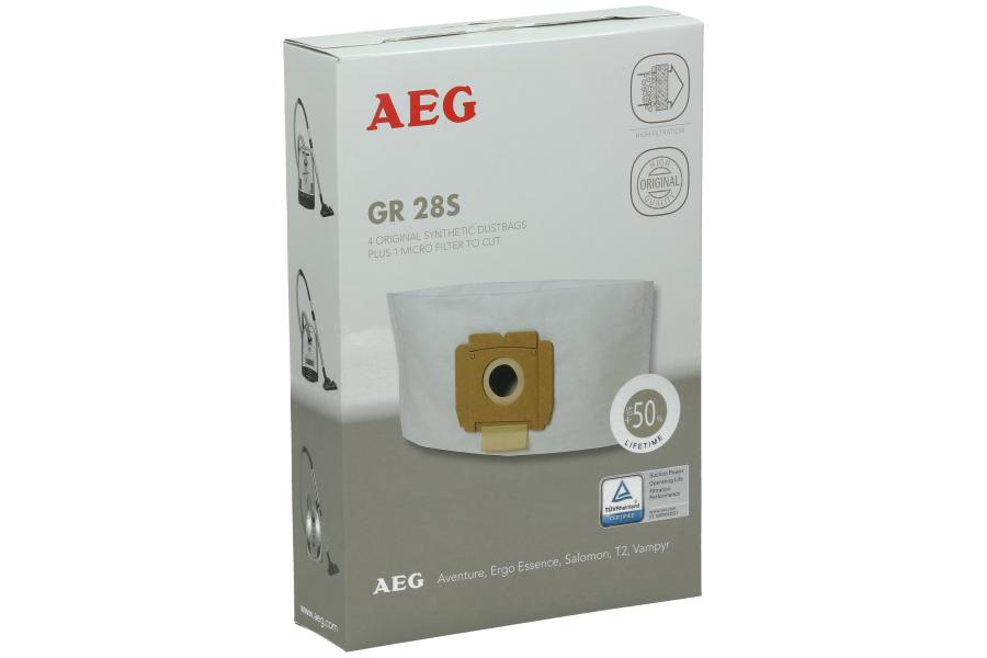 aeg electrolux gr28s staubsaugerbeutel 9002565423. Black Bedroom Furniture Sets. Home Design Ideas