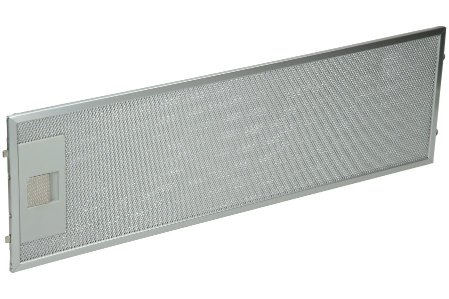Fettfilter eckig metall rechteckig für dunstabzugshauben