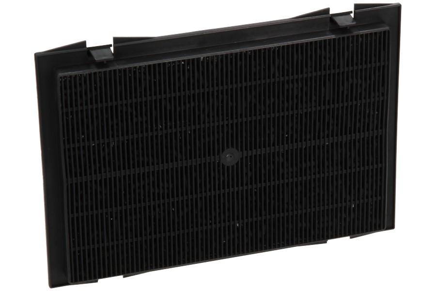 filter kohlenstoff 225x155mm f r dunstabzugshaube 23930. Black Bedroom Furniture Sets. Home Design Ideas