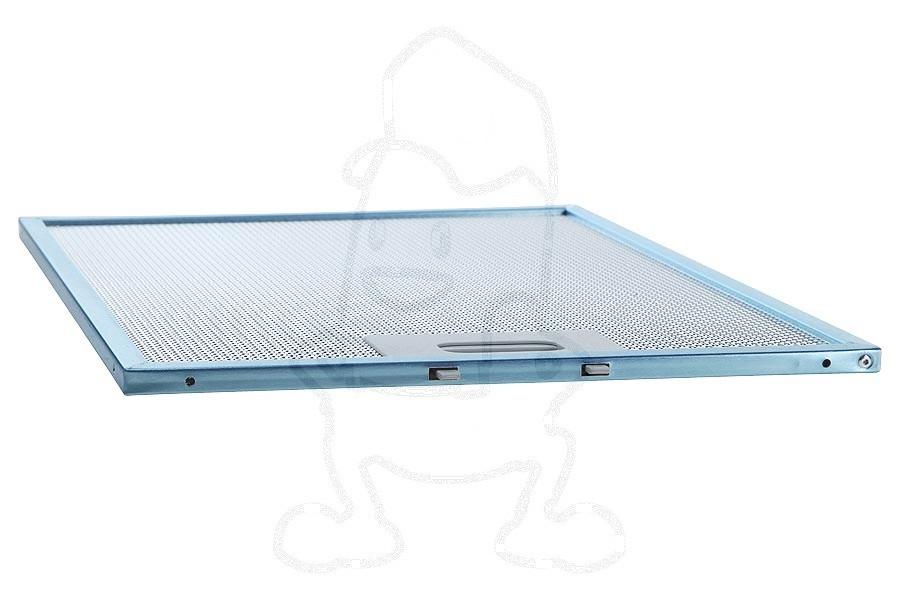filter metall 320x258mm f r dunstabzugshaube 480122102169. Black Bedroom Furniture Sets. Home Design Ideas