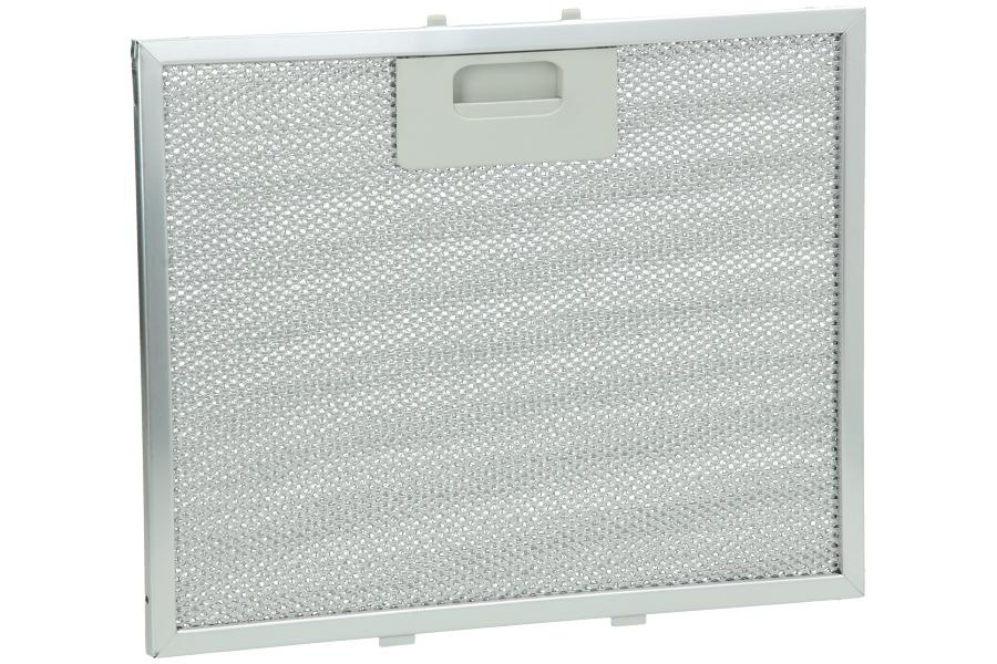 filter metall 275x217mm mit griff f r dunstabzugshaube 481248058332. Black Bedroom Furniture Sets. Home Design Ideas