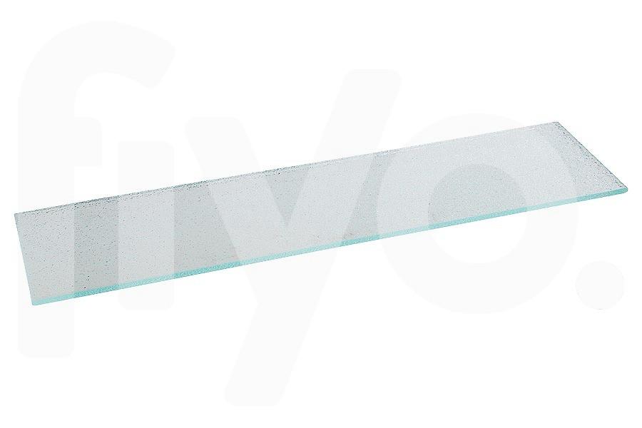glas von lampe 320x78mm f r dunstabzugshaube 481246228766. Black Bedroom Furniture Sets. Home Design Ideas
