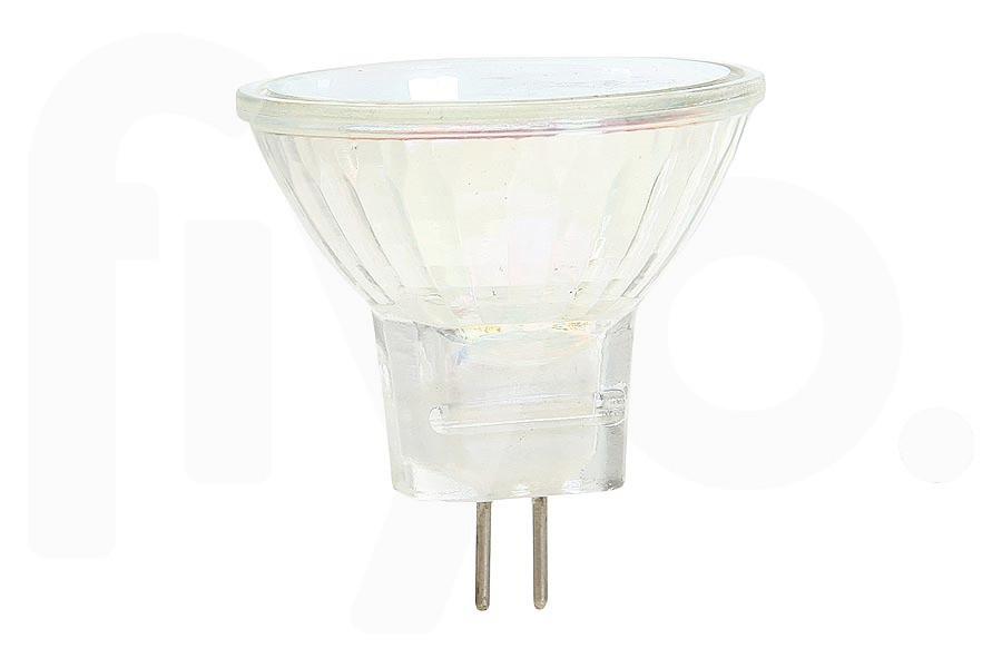 philips lampe halogen 12v 20w gu4 f r dunstabzugshaube 481213488023. Black Bedroom Furniture Sets. Home Design Ideas