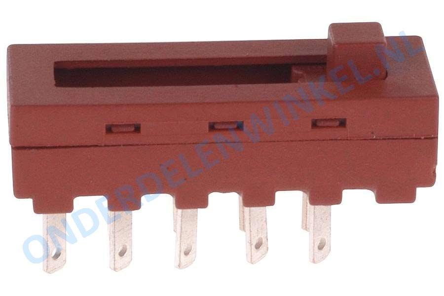 Schalter 4 stufen 10 kontakte für dunstabzugshaube 481927618411