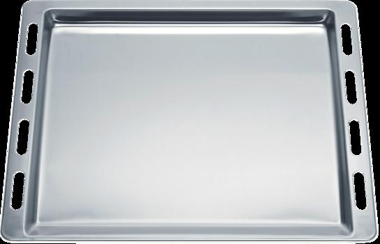 bosch siemens backblech aluminium 26mm hoch 441x370mm ofen hez430001. Black Bedroom Furniture Sets. Home Design Ideas