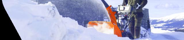 Schneeräumer Ersatzteile