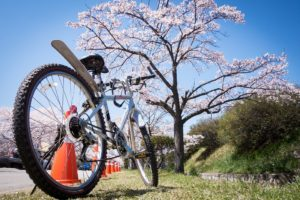 Fit für den Frühling! Fahrrad reinigen
